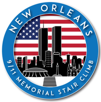 New Orleans 9/11 Memorial Stair Climb