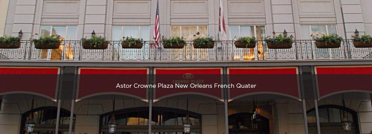 French Quarter Hotels With Parking Garage