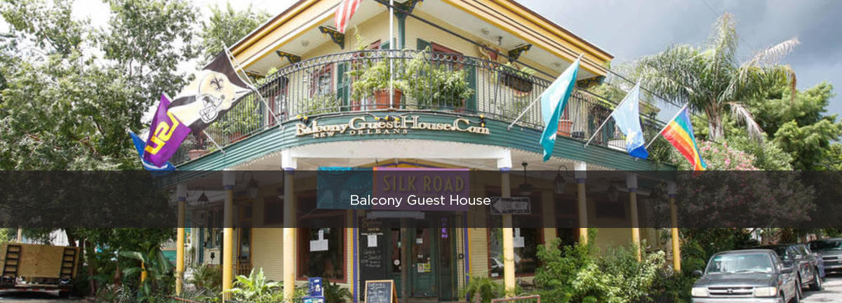 Balcony Guest House