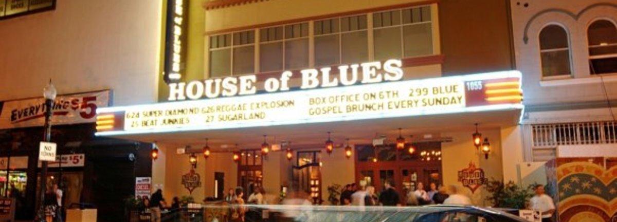 House Of Blues San Diego Premium Parking