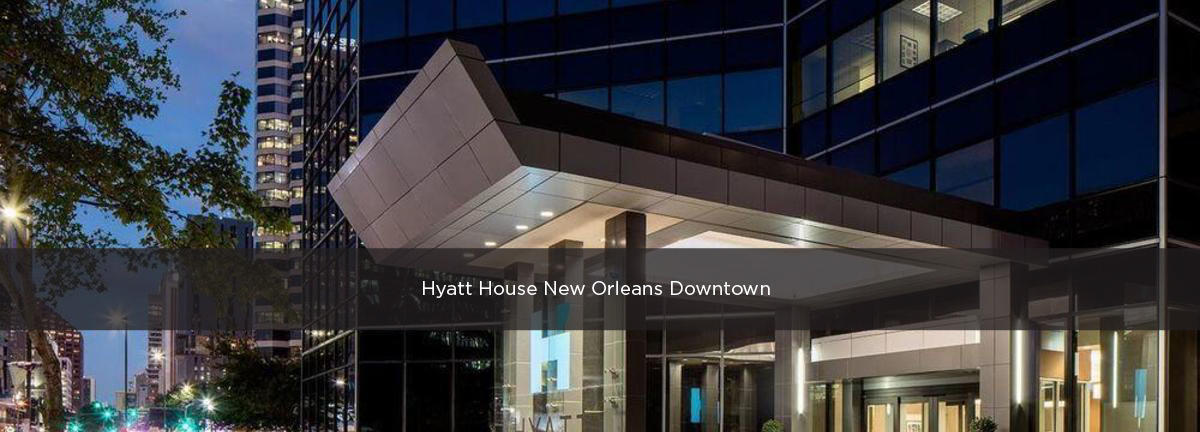 hyatt house new orleans downtown premium parking. Black Bedroom Furniture Sets. Home Design Ideas