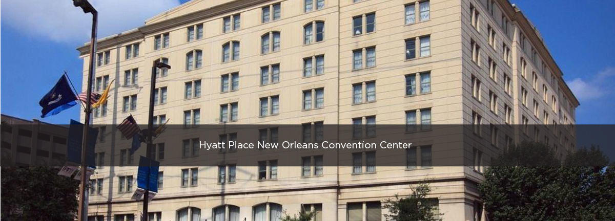 hyatt place new orleans convention center premium parking. Black Bedroom Furniture Sets. Home Design Ideas