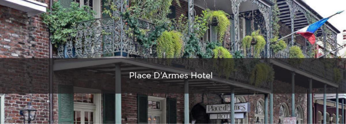 Place d'Armes Hotel