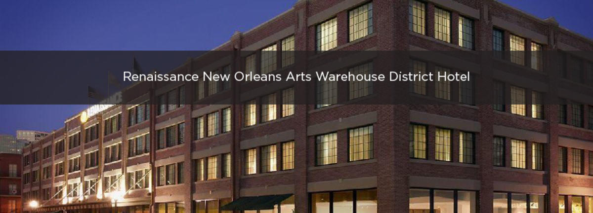 Renaissance New Orleans Arts Warehouse District Hotel Premium Parking