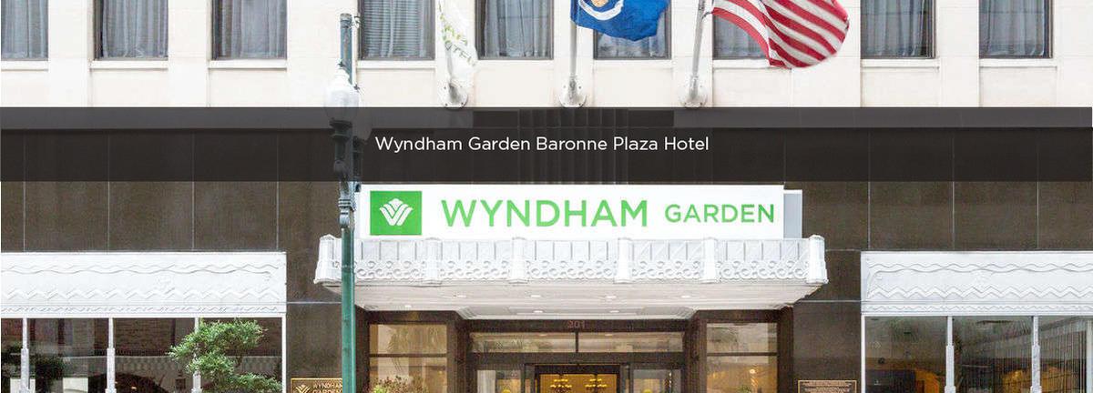 Wyndham Garden Baronne Plaza Hotel Premium Parking