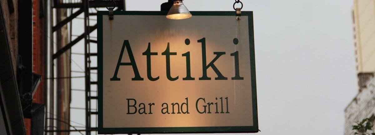 Attiki Bar and Grill