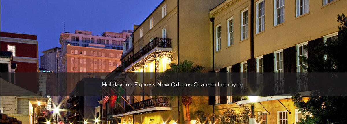 French Quarter Chateau Lemoyne Parking