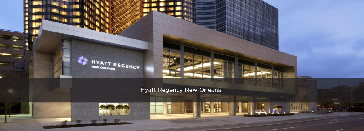 Hyatt Regency New Orleans Map.Hyatt Regency New Orleans Premium Parking