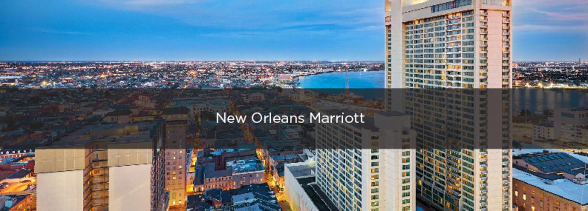 New Orleans Marriott Premium Parking