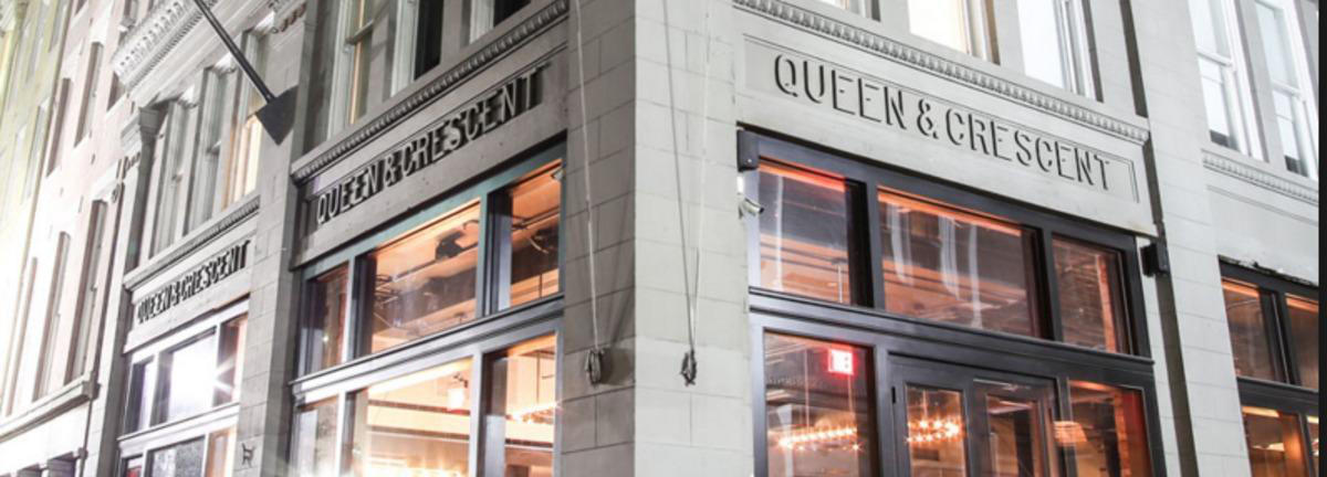 Queen & Crescent Hotel and Bar