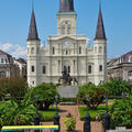 Tricentennial Inter Faith Prayer Service At St. Louis Cathedral