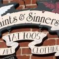 Thumb sants and sinners